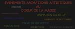 Événements Animations Artistiques Magie close-up | MentalismeParis Ile de france Essonne 91