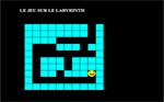 Jeu du labyrinthe en AS3 DUT SRC Vichy